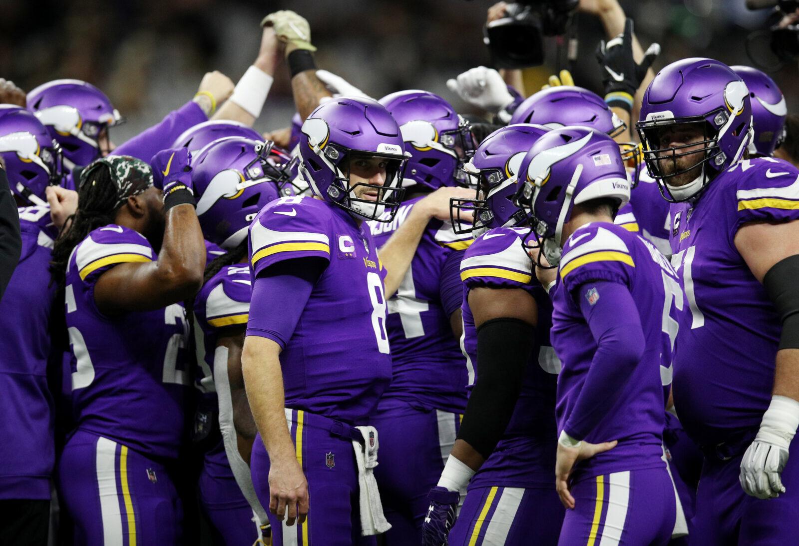 Vikings team needs