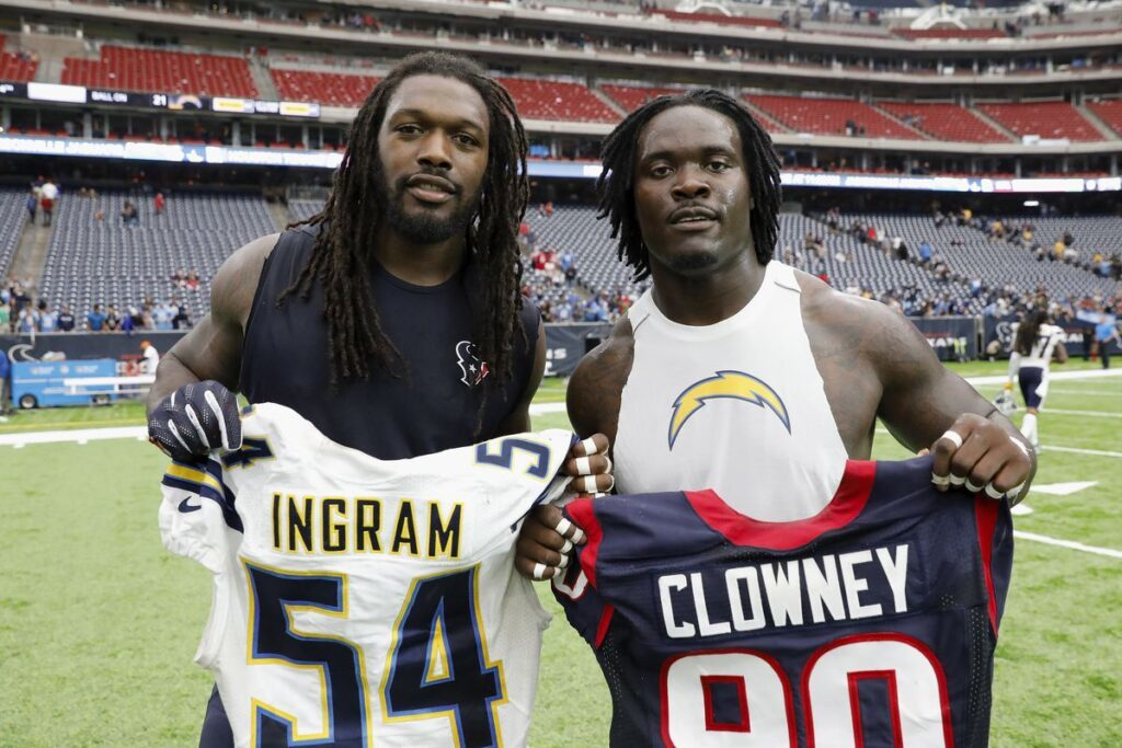 Chargers Team Needs: Clowney is an additional threat for the pass rush